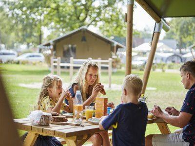 camping meivakantie