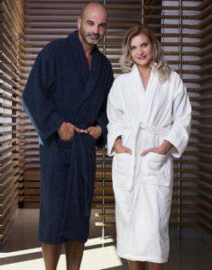 badjas bedrukken